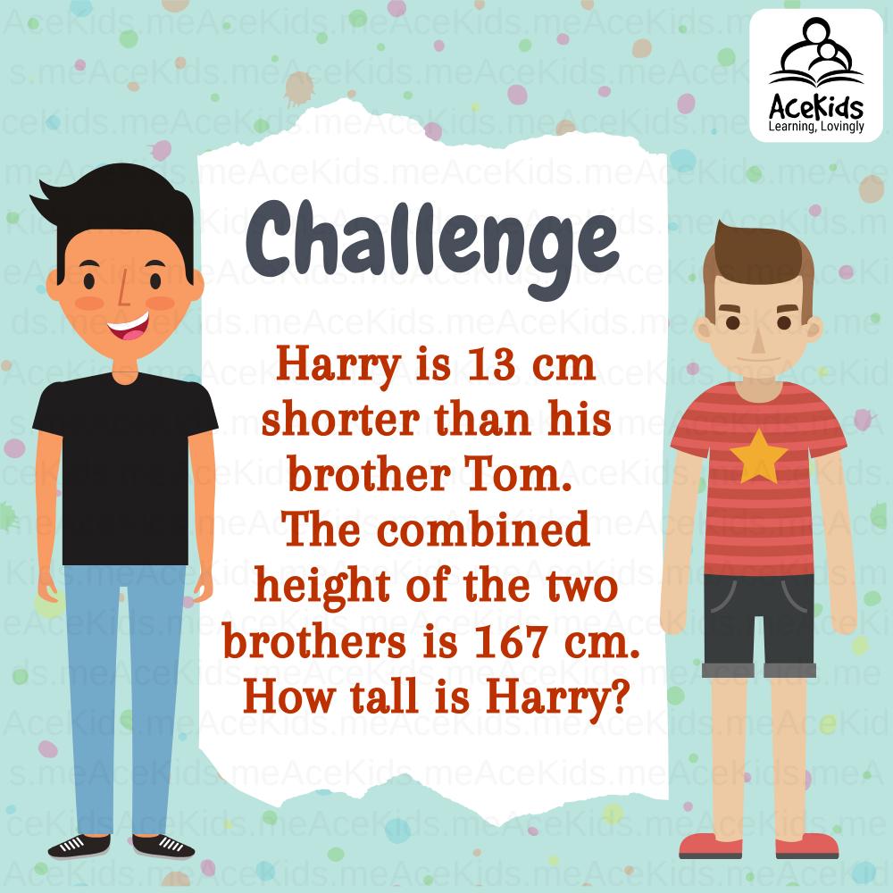 math - length & height